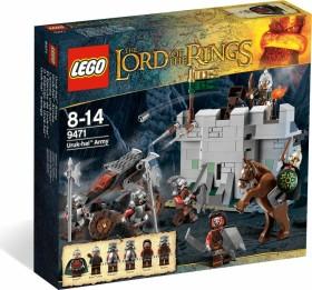 LEGO Der Herr der Ringe - Uruk-hai Armee (9471)