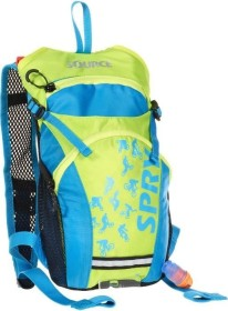 Source Spry hydration pack blue/green (Junior)