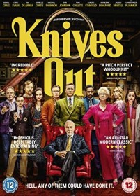 Knives Out (DVD) (UK)