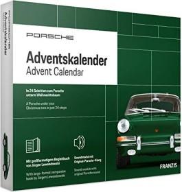Franzis Porsche Advent Calendar 2020