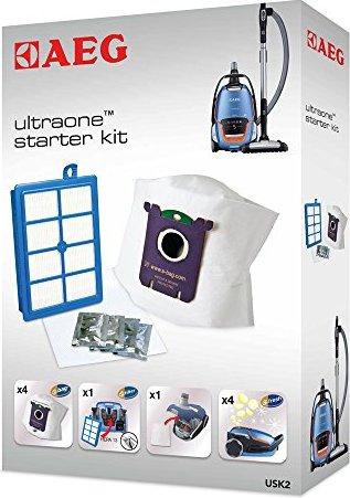 AEG Electrolux USK2 UltraOne Starter-Kit Staubsaugerbeutel (9001660621) -- via Amazon Partnerprogramm