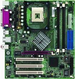 EPoX EP-4PGMi, i865G (dual PC-3200 DDR)