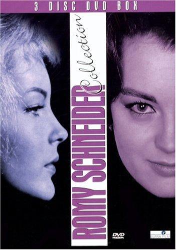 Romy Schneider Collection (Trio Infernale/Nachtblende/Abschied in...) -- via Amazon Partnerprogramm