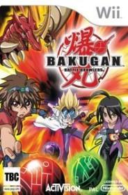 Bakugan: Battle Brawlers (DS)