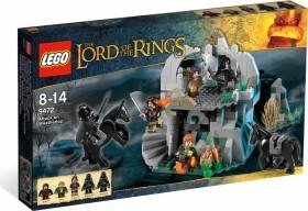 LEGO Der Herr der Ringe - Überfall auf der Wetterspitze (9472)