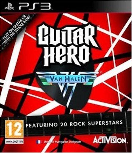 Guitar Hero - Van Halen - nur Software (deutsch) (PS3) -- via Amazon Partnerprogramm
