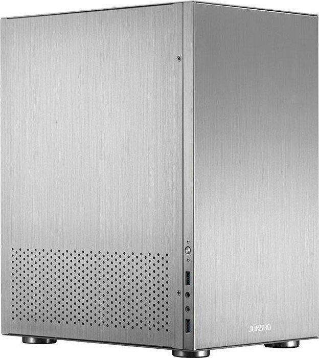Jonsbo C3 silber (JB C3 S/600046970) -- © PC-Cooling.de