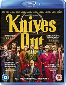 Knives Out (Blu-ray) (UK)