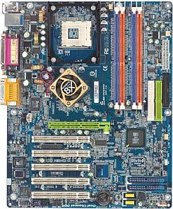 Gigabyte GA-8SQ800, SiS655 [dual PC-3200 DDR]