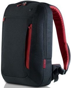 "Belkin notebook backpack 17"" black/red (F8N159eaBR)"