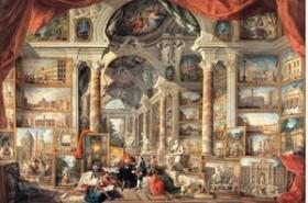 Ravensburger Puzzle Views of Modern Rome (17409)