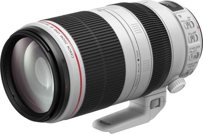 Canon EF 100-400mm 4.5-5.6 L IS II USM weiß (9524B005)