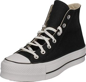 Converse Chuck Taylor All Star lift High top black/white (ladies) (560845C)