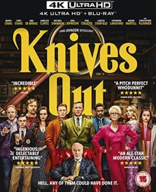 Knives Out (4K Ultra HD) (UK)