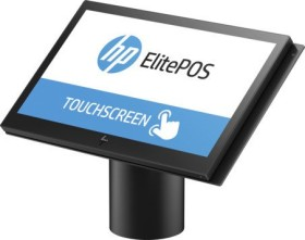 HP Engage One Model 145 schwarz, Core i5-7300U, 16GB RAM, 128GB SSD, Advanced I/O Base, Windows 10 IoT Enterprise (12Q88EA#ABD)