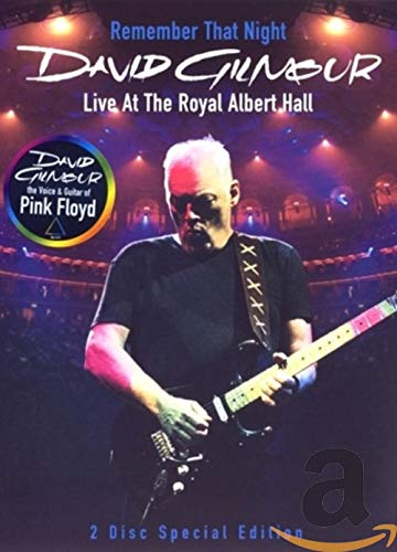David Gilmour - Remember That Night? Live at the Royal Albert Hall -- via Amazon Partnerprogramm