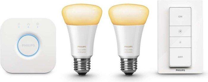 Philips Hue White Ambiance E27 9.5W Starter-Kit (8718696548752)