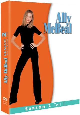 Ally McBeal Season 2.1 -- via Amazon Partnerprogramm