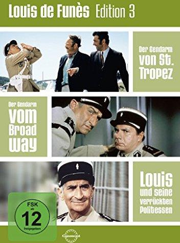 Louis de Funes Collection 3 -- via Amazon Partnerprogramm