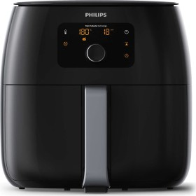 Philips HD9762/90 Avance Collection Airfryer XXL Twin TurboStar Heißluft-Fritteuse
