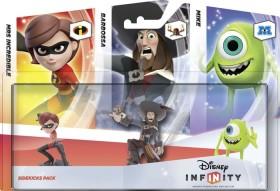 Disney Infinity - 3er-Pack - Sidekicks (PC/PS3/PS4/Xbox 360/Xbox One/WiiU/Wii/3DS)