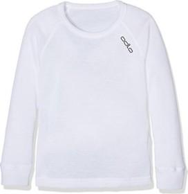 Odlo Active Warm Shirt langarm weiß (Junior) (10459-10000)