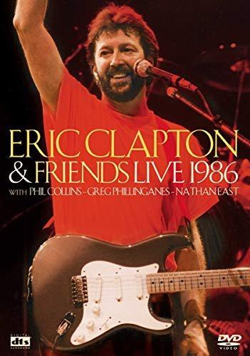 Eric Clapton & Friends - Live 1986 -- via Amazon Partnerprogramm