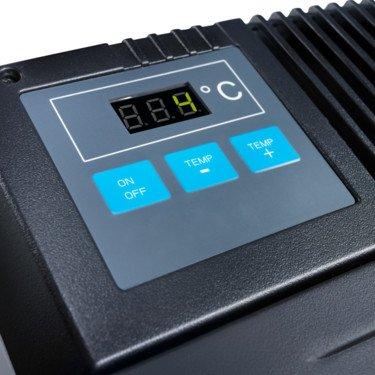 DOMETIC Waeco 9105303377 CoolFun CK 40D Hybrid Kompressor- A+ Thermoelektrische K/ühlbox f/ür 12 und 230 Volt