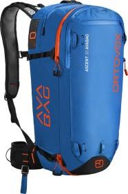 Ortovox Ascent 30 inkl. Avabag Unit safety blue