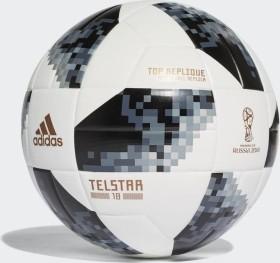 adidas Fußball Telstar 18 FIFA WM 2018 Top Replica Ball (CE8091)