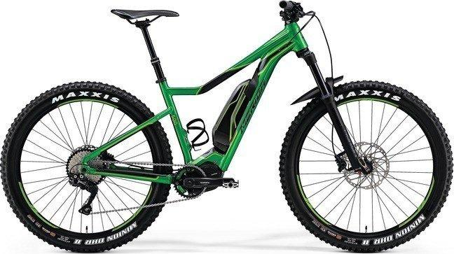 Merida eBig.Trail 500 Modell 2018
