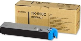 Kyocera Toner TK-520C cyan (1T02HJCEU0)