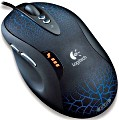 Logitech G5 Laser Mouse Refresh, USB (910-000094)