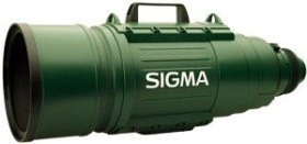 Sigma AF 200-500mm 2.8 DG Asp APO for Canon EF green (597954)