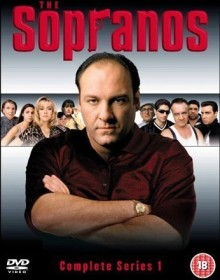 The Sopranos Season 1 (UK)