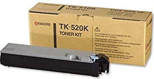 Kyocera TK-520K Toner schwarz (1T02HJ0EU0) -- via Amazon Partnerprogramm