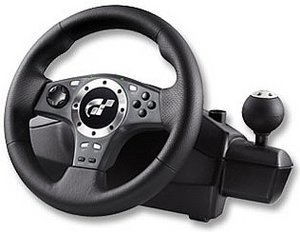 Logitech Driving Force Pro (PS2) (963293-0914)