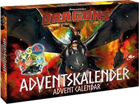 Craze DreamWorks Dragons Advent Calendar (52120)