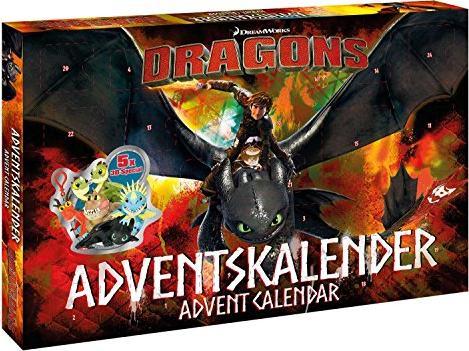 Craze DreamWorks Dragons Advent Calendar (52120)