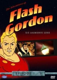 The Adventures of Flash Gordon Vol. 1 (Folgen 1-5)