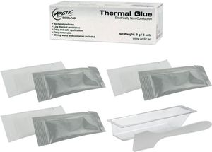 Arctic G-1 thermal adhesive, 9g