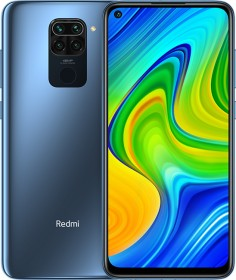 Xiaomi Redmi Note 9 64GB midnight grey