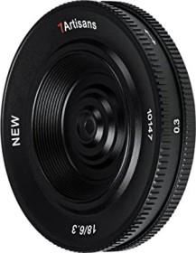 7artisans 18mm 6.3 Cap Lens für Fujifilm X