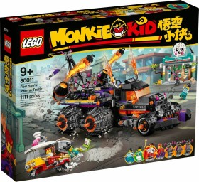 LEGO Monkie Kid - Red Sons Inferno-Truck (80011)