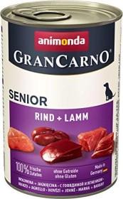 animonda GranCarno Senior Rind und Lamm 2.40kg (6x400g)