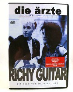 Richy Guitar - Die Ärzte -- © bepixelung.org