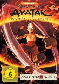 Avatar, der Herr der Elemente - Buch 3: Feuer Vol. 4