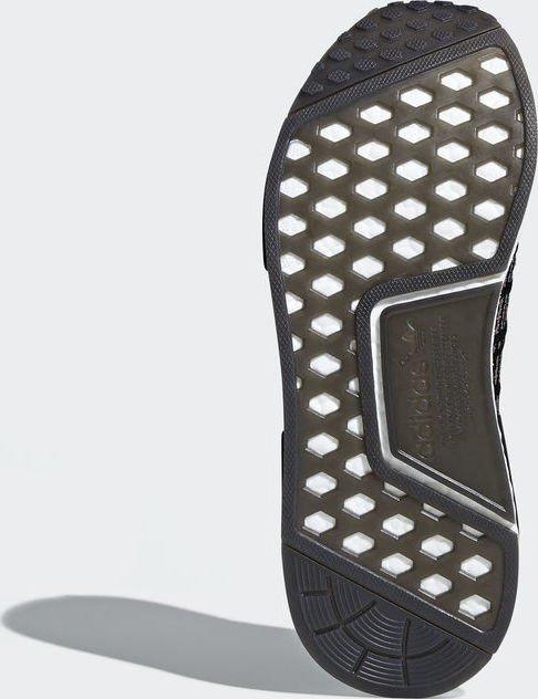db3410478e6 adidas NMD_R1 STLT Primeknit core black/grey four/solar pink (Herren)  (CQ2386)