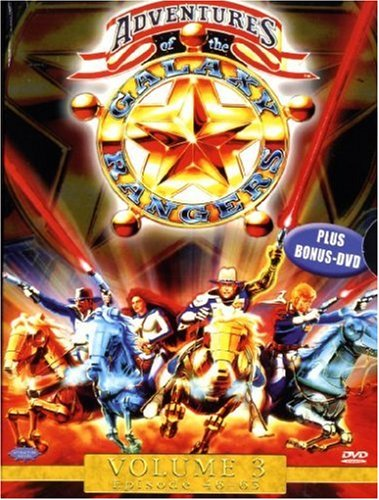 Galaxy Rangers Season 3 (Folgen 46-65) -- via Amazon Partnerprogramm
