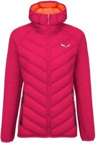 Salewa Fanes Sarner Daunen Hybrid Jacke virtual pink (Damen) (27761-6380)